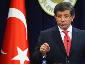 Davutoğlu'ndan 'ateşkes' açıklaması