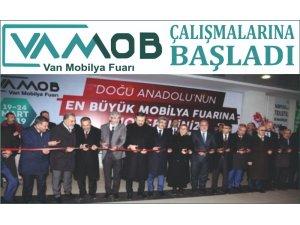 Van'da 'Mobilya ve Yan Ürünleri Fuarı' hazırlığı