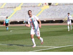 Misli.com 3. Lig: Karşıyaka: 1 - Arhavispor: 0