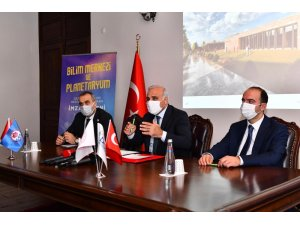 Trabzon'a Planetaryum ve Bilim Merkezi kazandırmak için imza attılar