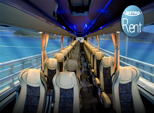 Metro Rent A Bus sektörde çıtayı yükseltti