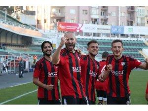 Ziraat Türkiye Kupası: Denizlispor: 1 - Turgutluspor: 2 (Maç sonucu)