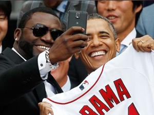 Beyaz Saray'dan o 'selfie'ye tepki