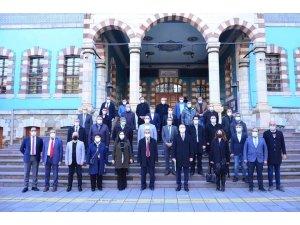 Kütahya'da AK Parti'nin yeni yönetimi göreve başladı