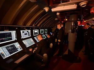 Türk denizaltılarının yetenekleri tanıtıldı