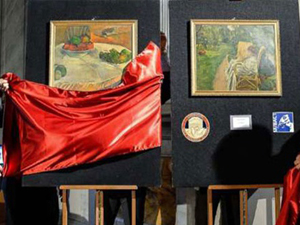 50 milyon dolarlık tablolar 44 yıl sonra bulundu
