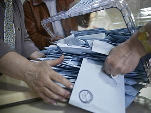 Muş Serinova'da seçimler iptal edildi