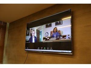 Şahin, bölgesel living lab zirvesinde açılış konuşması yaptı