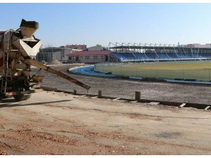 Dumlupınar'da seyirci kapasitesi 7 bin 500 kişilik olacak
