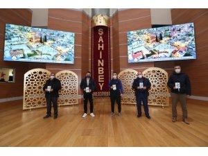 Şahinbey belediyesinden 125 ödül daha