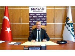 Başkan Çınar, MÜSİAD EXPO 2020'yi değerlendirdi