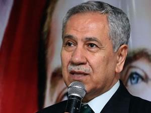 Arınç, Köşk ve Başbakanlık adayını açıkladı
