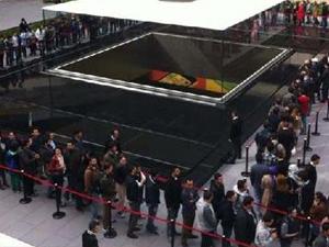 Sonunda açıldı! Apple ilk mağazasını açtı