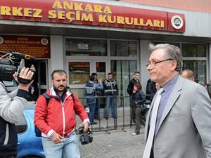 CHP Ankara için YSK'ya itirazda bulundu