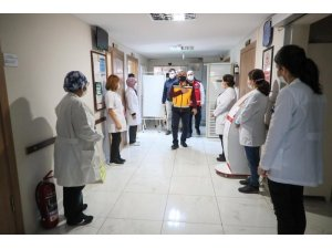 Ordu'da sağlık kuruluşlarının tedavi kapasitesi arttırıldı
