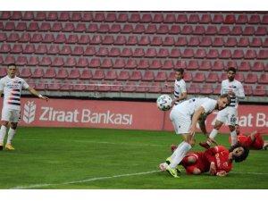 Ziraat Türkiye Kupası: Kayserispor: 3 - Hekimoğlu Trabzon: 3