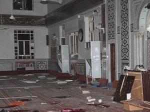 Nijerya'da camiye saldırı