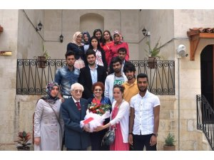 Devlet Sanatçısı Prof. Dr. Alaeddin Yavaşca'nın evi müzeye oluyor