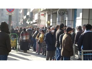 Vakaların arttığı Gaziantep'te korkutan görüntü