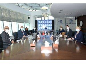 Bosna Hersek'ten Türkiye'ye ticaret hacmini 1 milyar dolara çıkarmak için işbirliği çağrısı