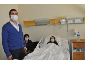 Şırnak'ta 10 yaşındaki hasta kapalı ameliyatla sağlığına kavuştu