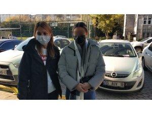 Samsun'da kokain ile yakalanan 2 kişi adliyeye sevk edildi