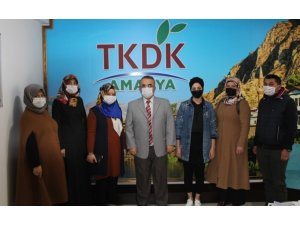 TKDK'dan Amasya'da 109 projeye 7 milyon lira destek
