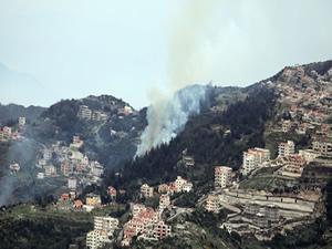 Keseb'te çatışmalar yeniden şiddetlendi
