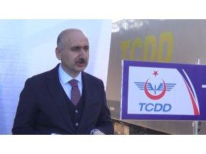 """Bakan Karaismailoğlu: """"Türkiye, bu coğrafyanın en önemli ve değerli lojistik üssü olma potansiyeline sahiptir"""""""