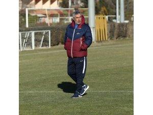 Kayserispor, Karagümrük maçı hazırlıklarını sürdürüyor