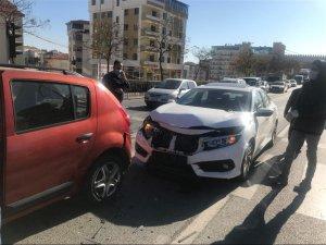 Trafik ışıklarında görünmez kaza