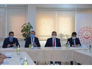 """""""Karaağaç Gölgesinde Yeşeren Umutlar Projesi"""" açılış toplantısı gerçekleştirildi"""