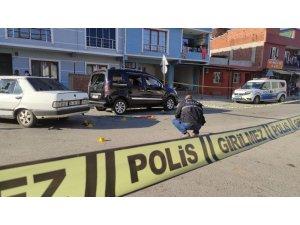 Bursa'da silahların çekildiği kavgada 4 kişi yaralandı