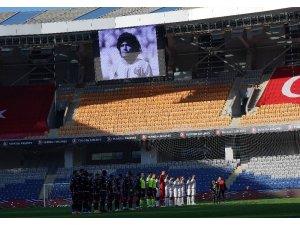 Süper Lig: Başakşehir: 1 - Denizlispor: 0 (Maç devam ediyor)