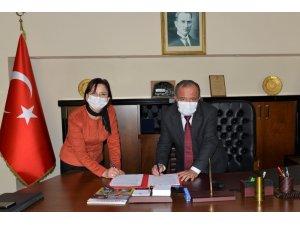BEÜ ile İŞKUR arasında protokol imzalandı