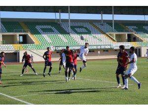 3. Lig: Çarşambaspor: 1 - İçel İdman Yurdu: 0