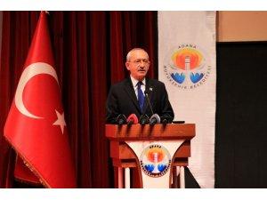 """Kemal Kılıçdaroğlu: """"Ahlaklı bir siyaseti bu coğrafyaya getirmek istiyoruz"""""""