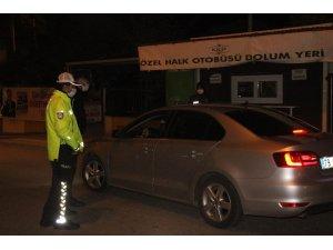 Kilis'te sokaklar sessizliğe büründü
