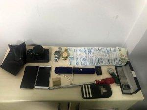 Başakşehir'de evlere girip hırsızlık yapan 3 şüpheli tutuklanarak cezaevine gönderildi