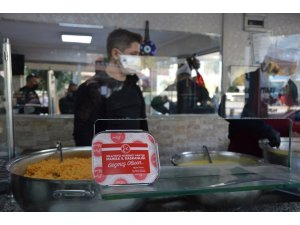 MHP'nin projesi hem lokantacı esnafını hem de karantinadakileri sevindirdi