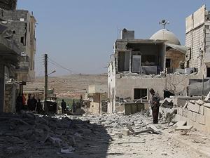 Esed güçlerinin operasyonlarında 65 kişi öldü