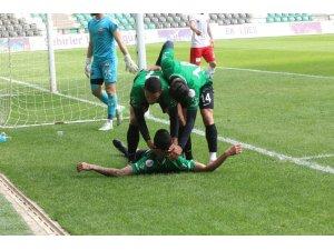 2. Lig: Kocaelispor: 3 - Kahramanmaraşspor: 0