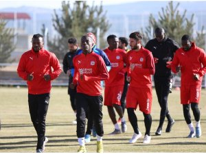 Sivasspor, Göztepe maçına hazır