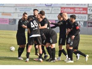TFF 2. Lig: Manisa FK: 6 - Hekimoğlu Trabzon: 1
