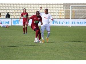 TFF 1. Lig: RH Bandırmaspor: 1 - Balıkesirspor: 0