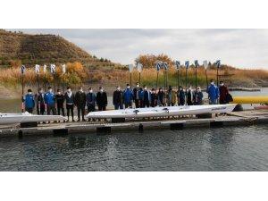 Adıyaman Türkiye'nin en önemli su sporları merkezi olmaya aday