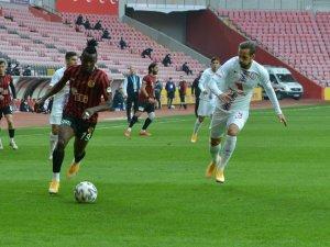 TFF 1. Lig: Eskişehirspor: 0 - Altınordu: 2