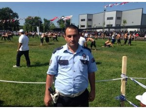 Kocaeli'de trafik polisi korona virüse yenik düştü