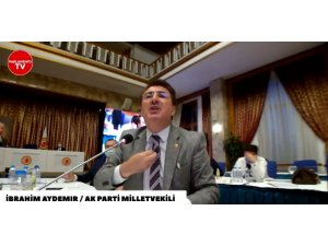 Milletvekili Aydemir: 'Biz kalbiyiz, samimiyiz'