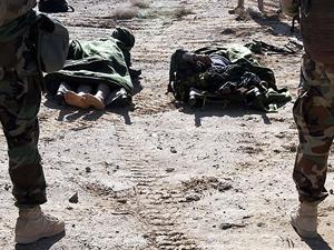 Afganistan'da 32 Taliban militanı öldürüldü